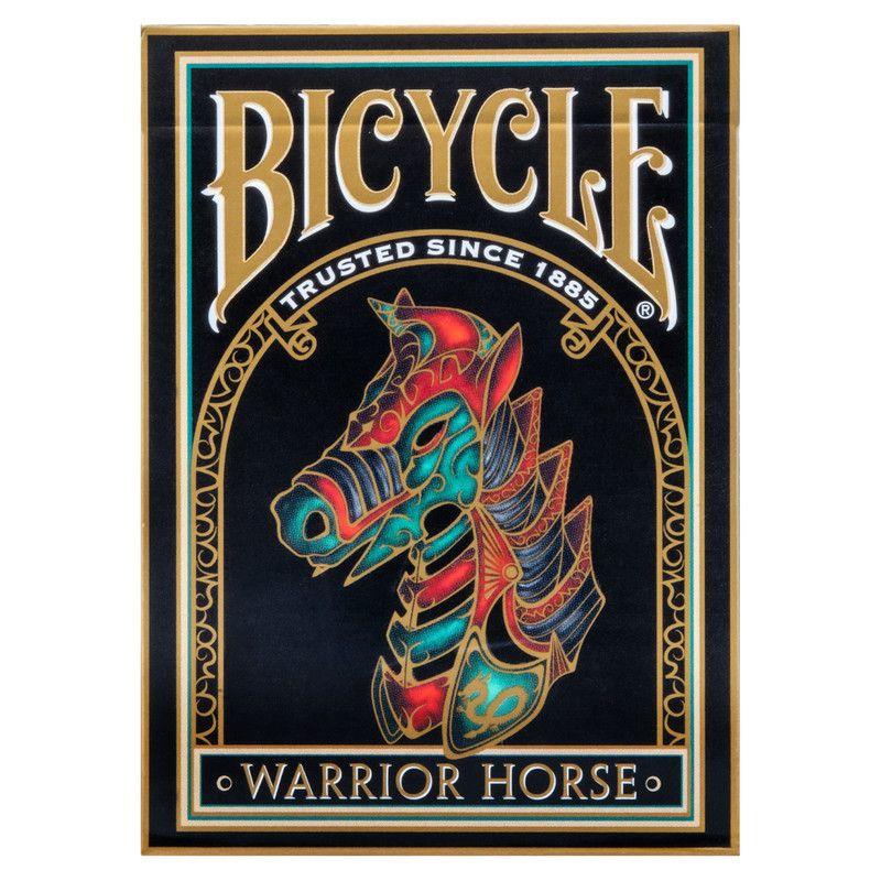 Baraja poker bicycle warrior horse
