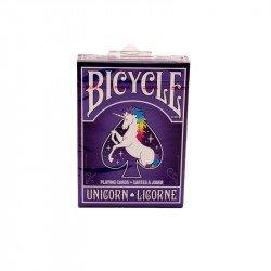 Baraja Poker Unicorn Caja Carton Novelty