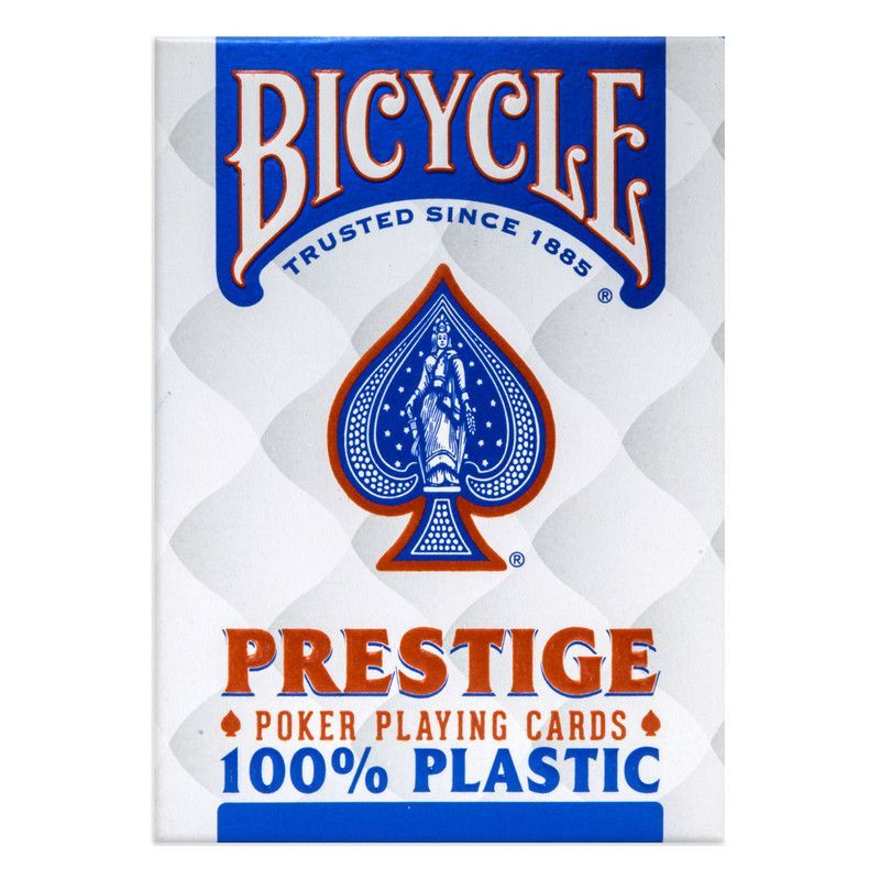 Baraja poker bicycle prestige