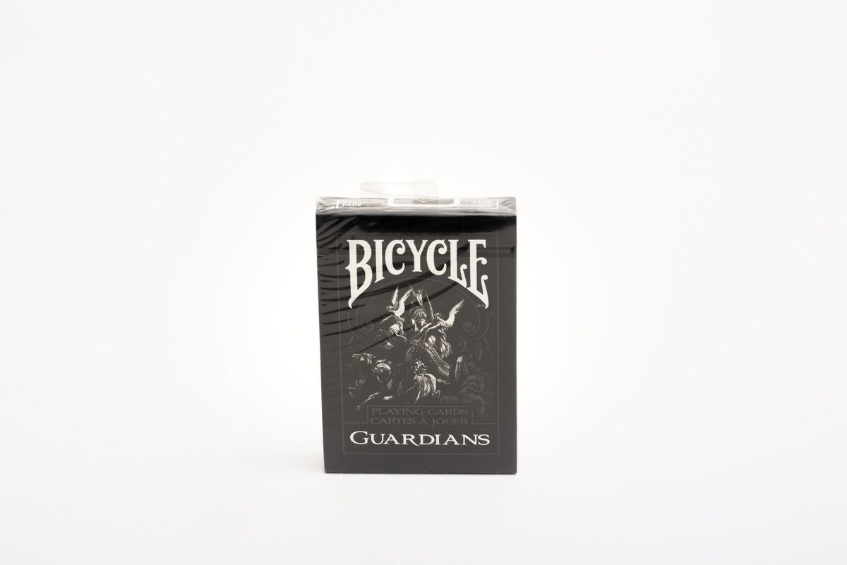 Baraja Poker Bicycle Guardians Novelty