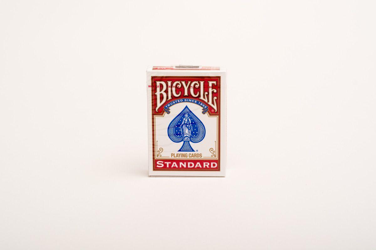 Baraja Poker Bicycle Standard Novelty