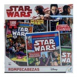 Rompecabezas Adulto Star Wars Comic