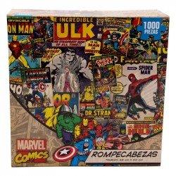 Rompecabezas Adulto Marvel Comics Novelty