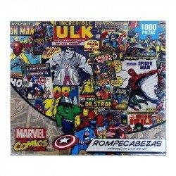 Rompecabezas Colección Funko DC 1000 Piezas Novelty