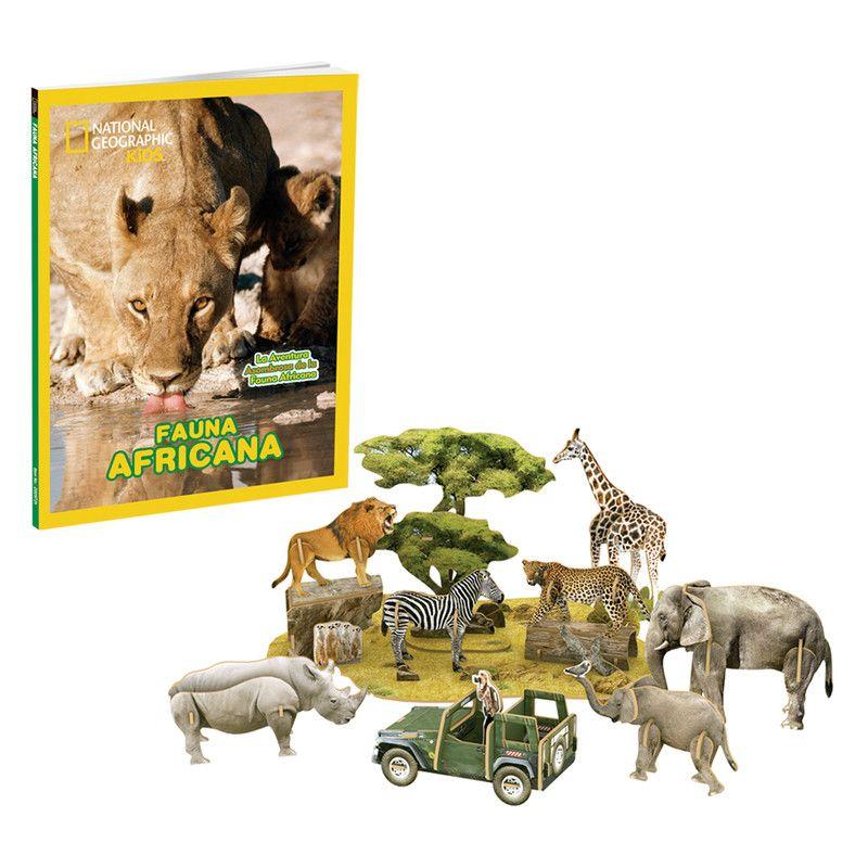 Rc 3d nat geo kids fauna africana