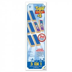 TORRE DE MADERA TOY STORY 4
