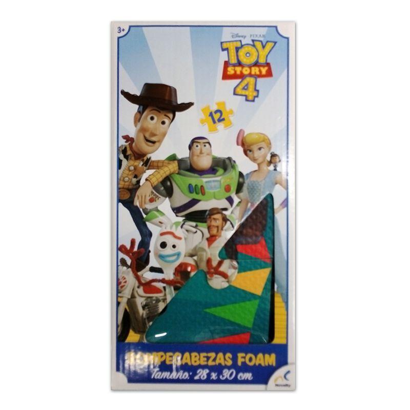 Rompecabezas Foam 12 Pzas Toy Story 4 Novelty