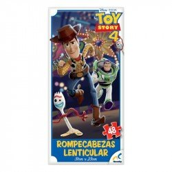 Rompecabezas Lenticular Torre Toy Story 4