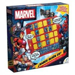 Juego de Mesa Sabes Quien Es? Marvel Novelty