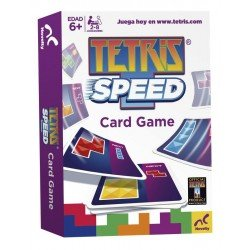 Tetris Speed Card Game Novelty
