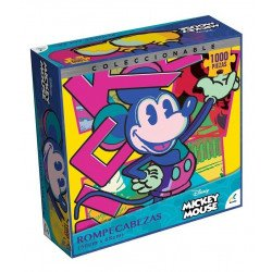 Rompecabezas Mickey Mouse 1000 Pzas.