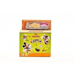 Mini magnetico comida saludable mickey