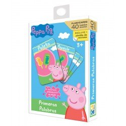 FLASH CARDS PRIMERAS PALABRAS PEPPA PIG