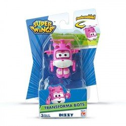 Super Wings Figura Basica Dizzy