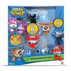 Super Wings 8 Pack