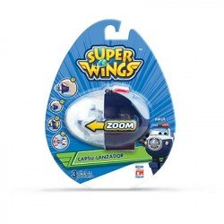 Super Wings Abre y Vuela Donnie