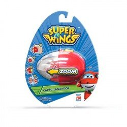 Super Wings Abre y Vuela Jett