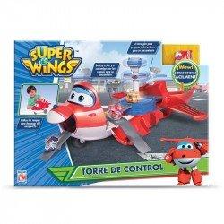 Set Super Wings Torre Control Fotorama