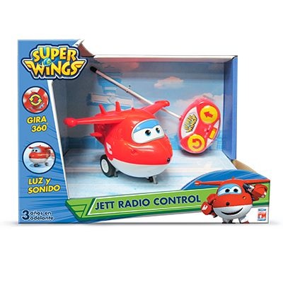 Super Wings Control Remoto