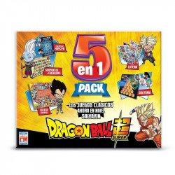 Juego de Mesa Dragon Ball Super 5 en 1 Fotorama