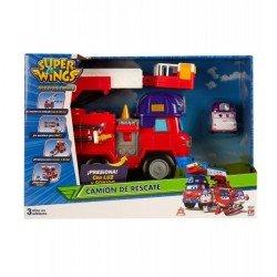 Camion de Rescate Super Wings Fotorama