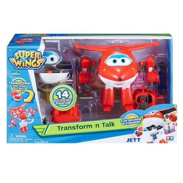 Super Wings Jett Transformable Fotorama