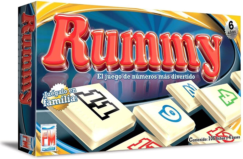 Juego de Mesa Rummy Fotorama