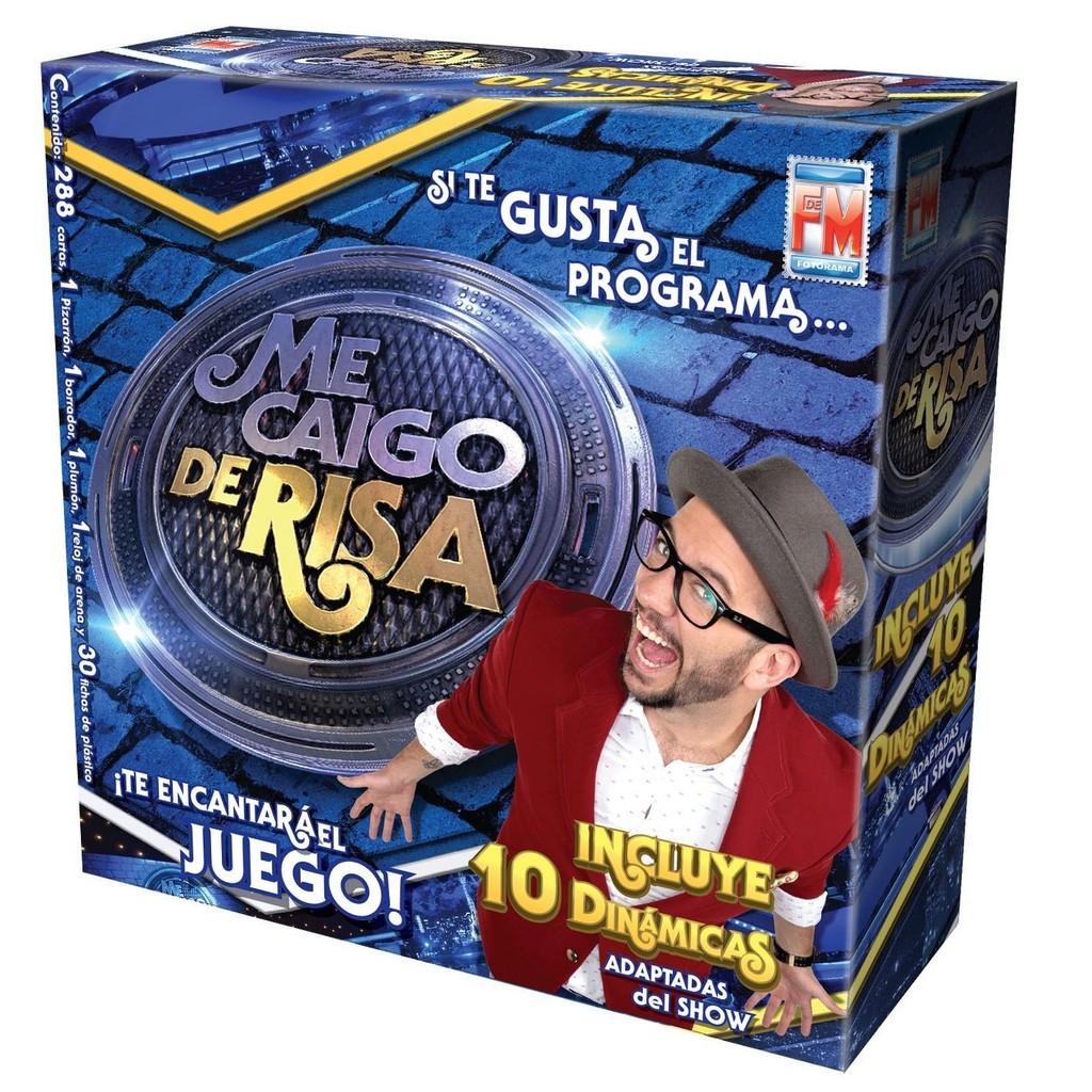 Me Caigo De Risa Juguetron
