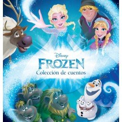 Tesoro De Cuentos: Disney Frozen