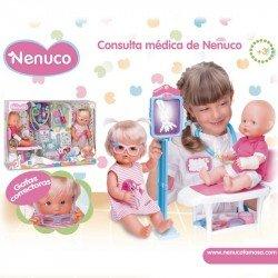 Nenuco Consulta Médica