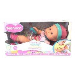 Muñeco Mi Pequeño Nenuco Rosa