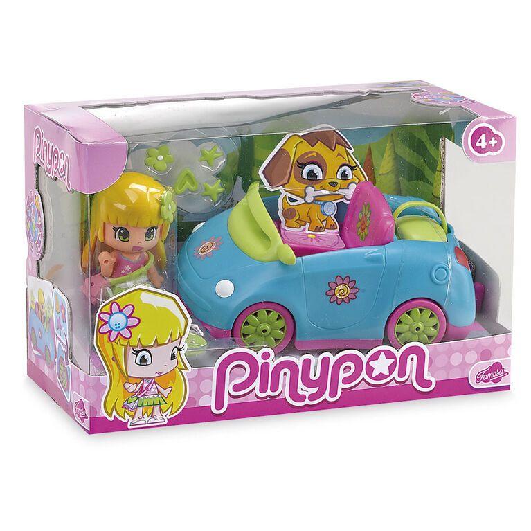 Muñeca Pinypon Coche