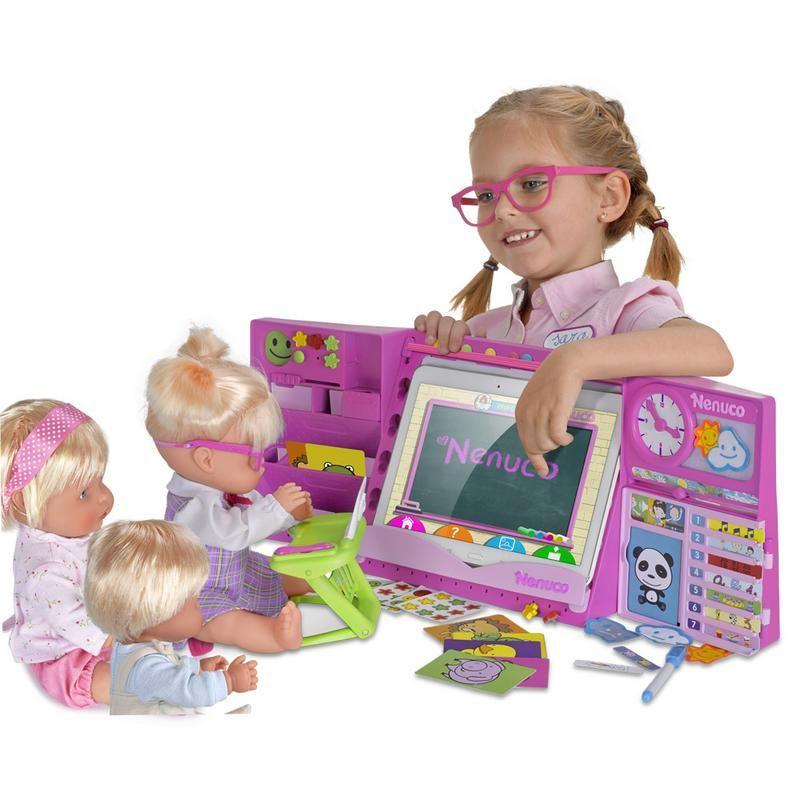 Nenuco Escuela Interactiva