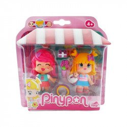 Pinypon Shopping Friends MX
