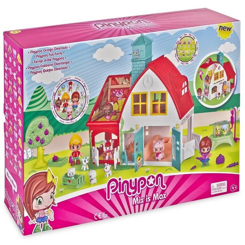 Pinypon Fun Farm