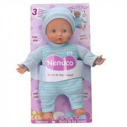 Muñeco Nenuco Baby 3 Funciones Wave 2