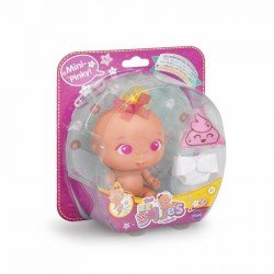 Famosa Mini Bellies: Hermanito Pequeño Pinky Twink