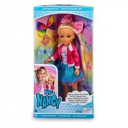 Muñeca Nancy Moños De Colores