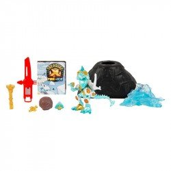 Treasure X S4 Fire And Ice Mystical Beasts 12 Pc