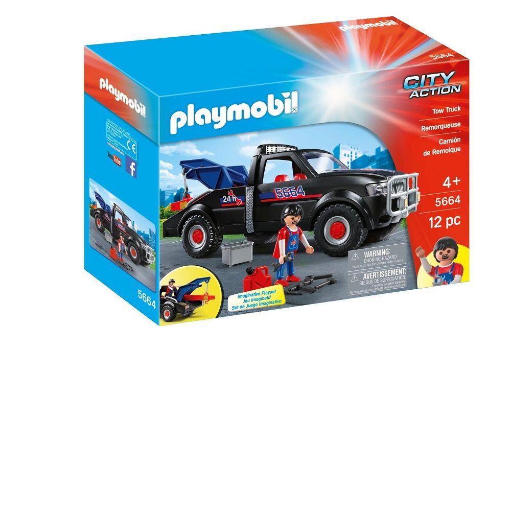 Camión de Remolque