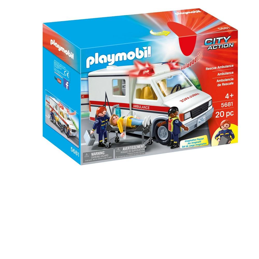 Ambulancia de Rescate