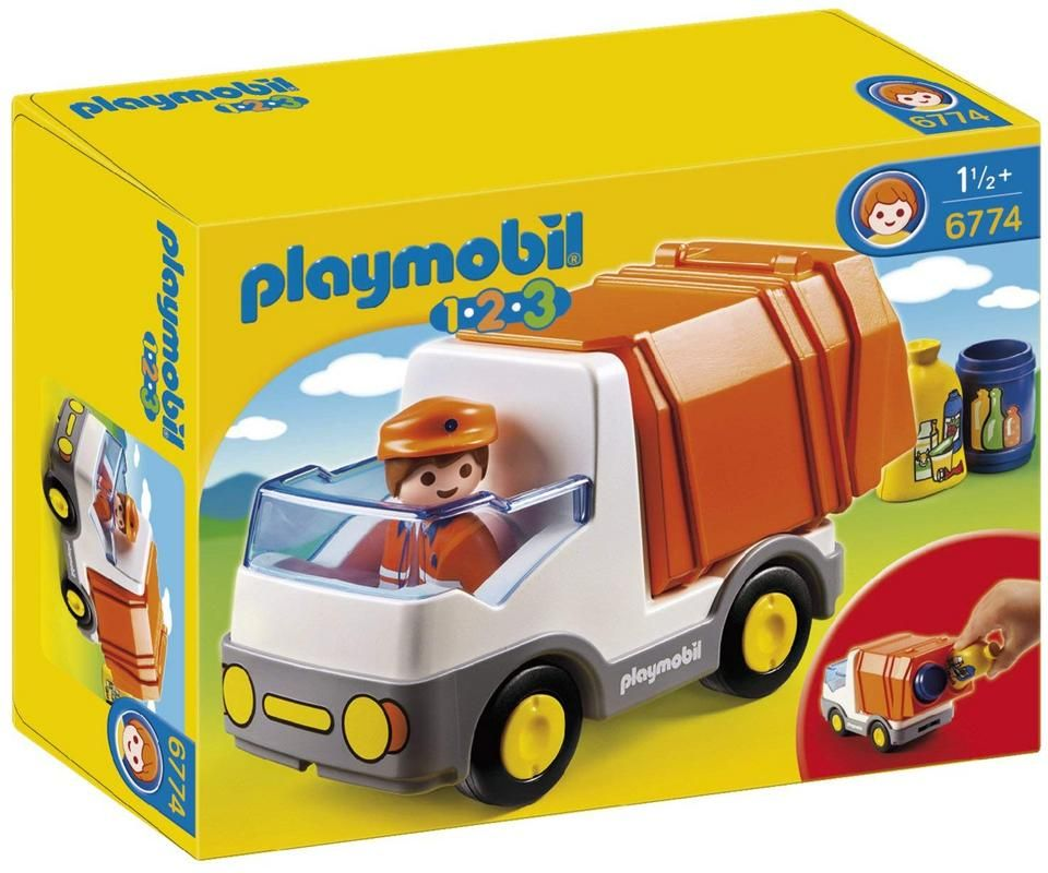 1.2.3 Camión de Basura