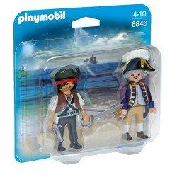 Duo Pack Pirata y Soldado