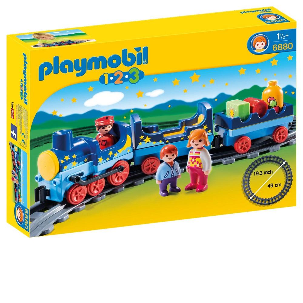 1.2.3 Tren con VIas