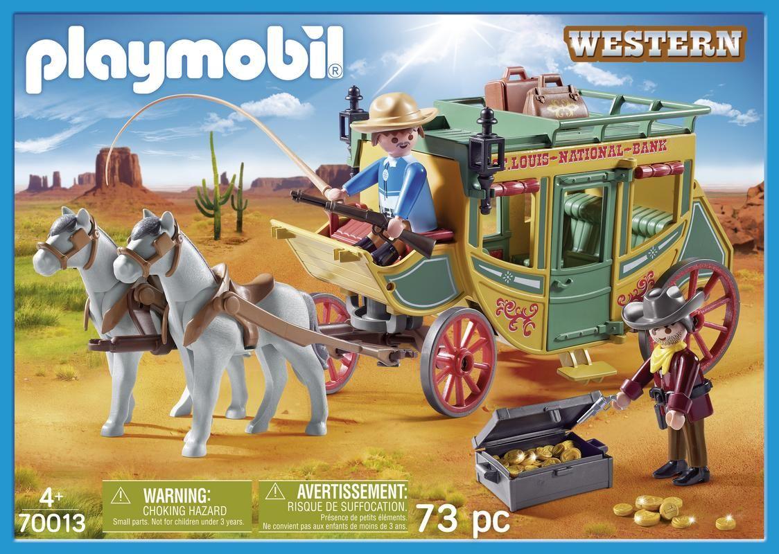Carruaje del Oeste