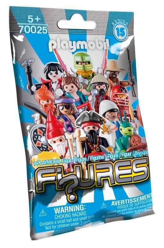 Playmobil Fi?ures Niños (Serie 15)
