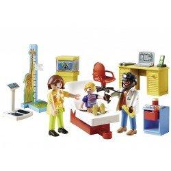 Playmobil 70034 Starterpack Consulta De Pediatría.