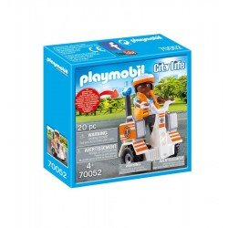 Playmobil 70052 Scooter De Rescate