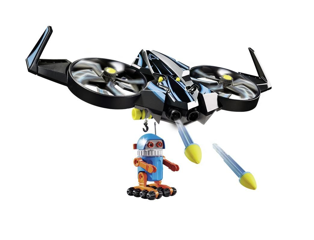 ROBOTRITON CON DRON
