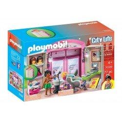Playmobil 70109 Salón de Belleza Play Box